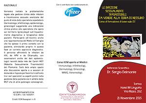 Dermatologo Venereologo Torino - Malattie sessualmente trasmissibili