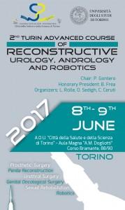 Corso Avanzato di Urologia e Andrologia Ricostruttiva